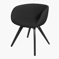 Tom Dixon Scoop Low Chair