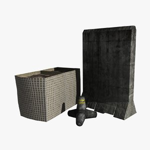 3d military elements