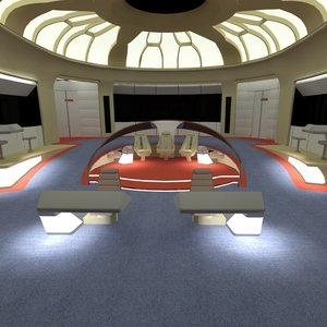 star trek enterprise bridge max
