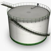 silo games 3d model
