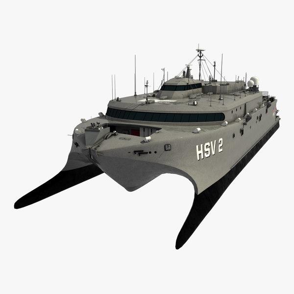 max hsv-2 hsv swift hybrid