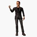 Frankenstein 3D models
