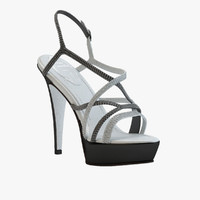 Caovilla - Black Sandals