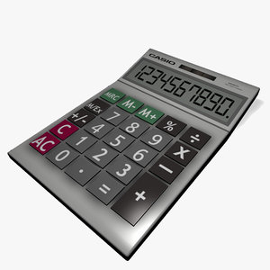 max casio calculator