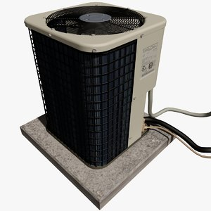 3ds large exterior air conditioning