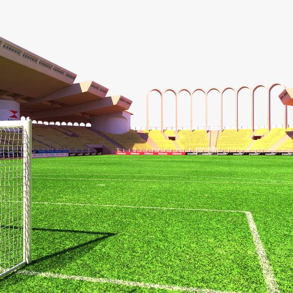 max stade stadium monaco -