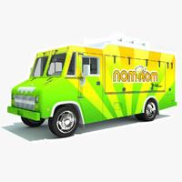 Food Truck Nom Nom