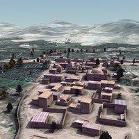 Afghan Town