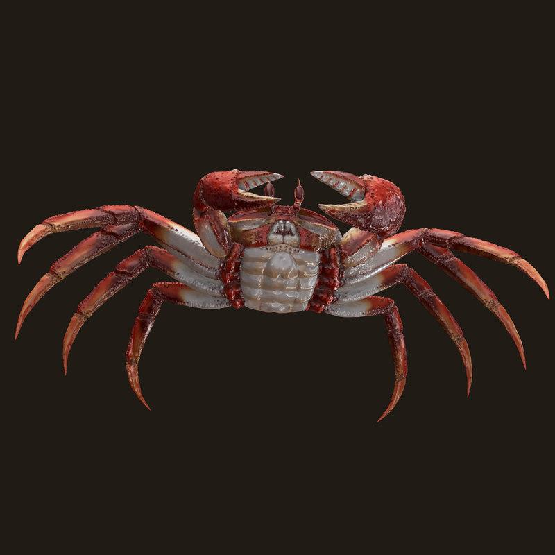 crab 3ds