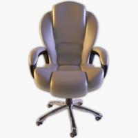 3dsmax computer chair