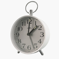 3dsmax alarm clock