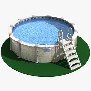 max ground pool