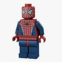 lego man spider max