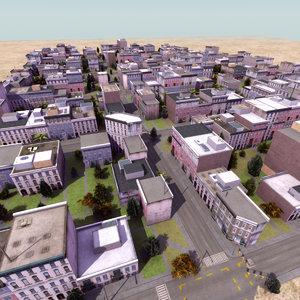 city blocks lwo