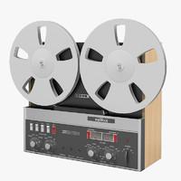 Revox A77 Tape Recorder
