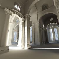 Classic Interior Scene(1)