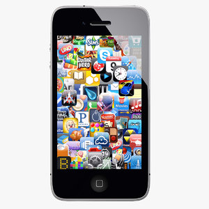 3d iphone 4 s