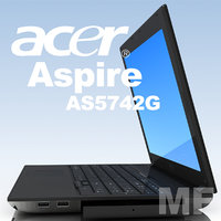 3ds max notebook acer aspire as5742g