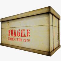 max wood box