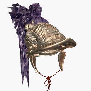 3dsmax helmet wenceslas 1645