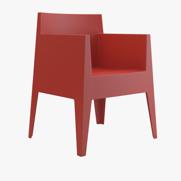 - armchair driade toy 3ds