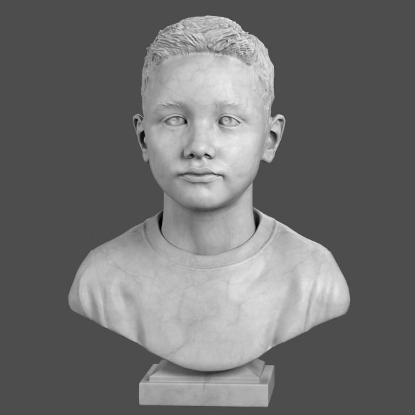 male kid bust max
