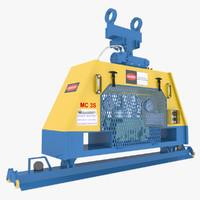 3d vacuum lift