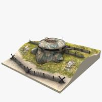 Bunker Scene