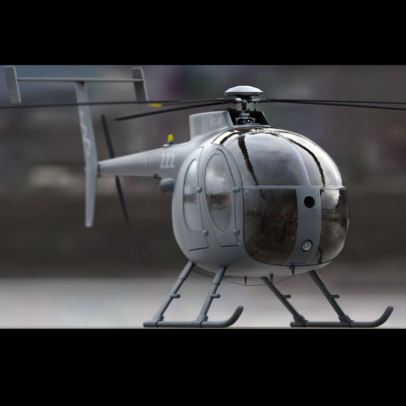 md 500 helicopter max