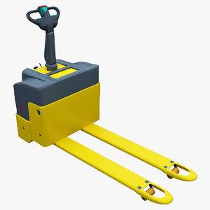 c4d electric pallet truck jac