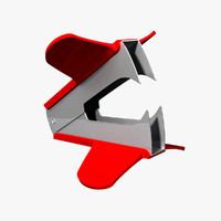 3d staple remover