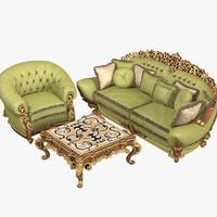 Riva mobili D arte baroque furniture