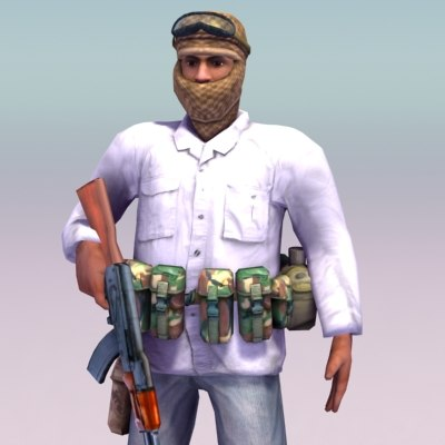 Terrorist-K_Rigged_Multi