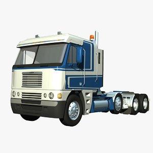 freightliner argosy truck long lwo