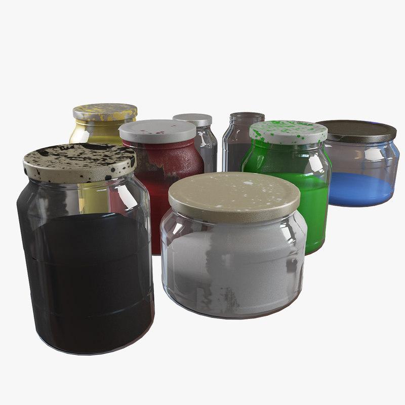 jars paint 3d 3ds