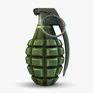 pineapple hand grenade 3ds