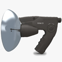 listening device 3D models