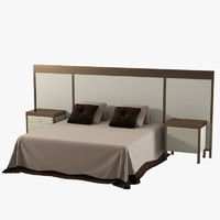 Promemoria Gong Bedroom Furniture Set