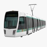 Alstom Citadis 402 City Tramway