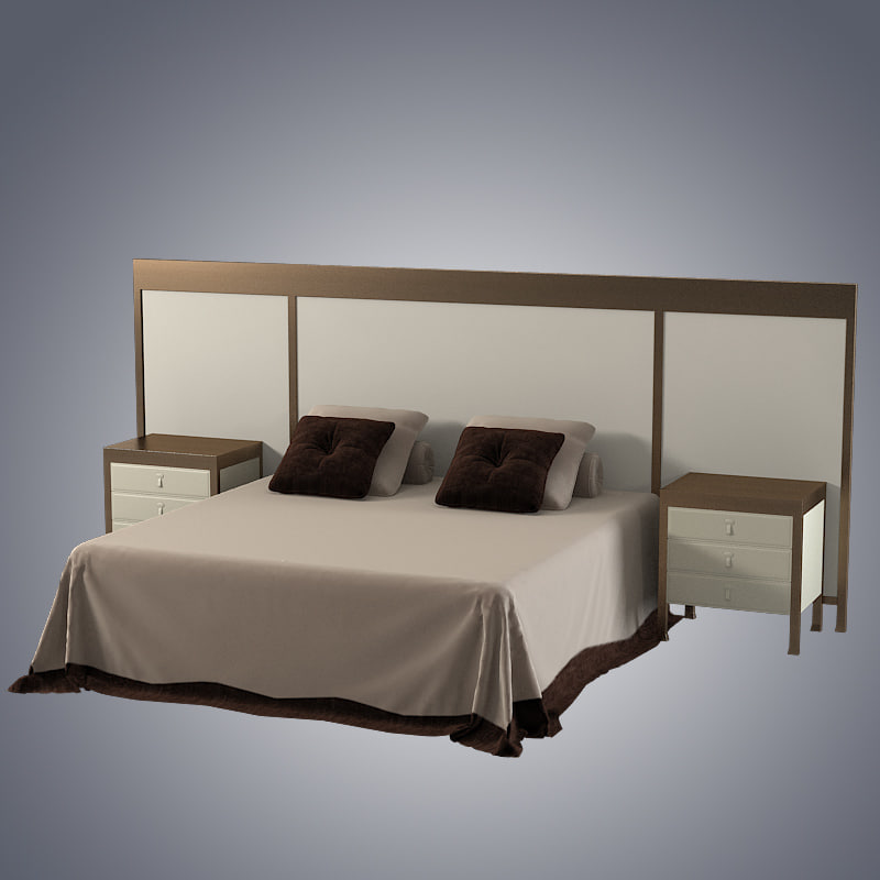 promemoria gong bed 3d 3ds