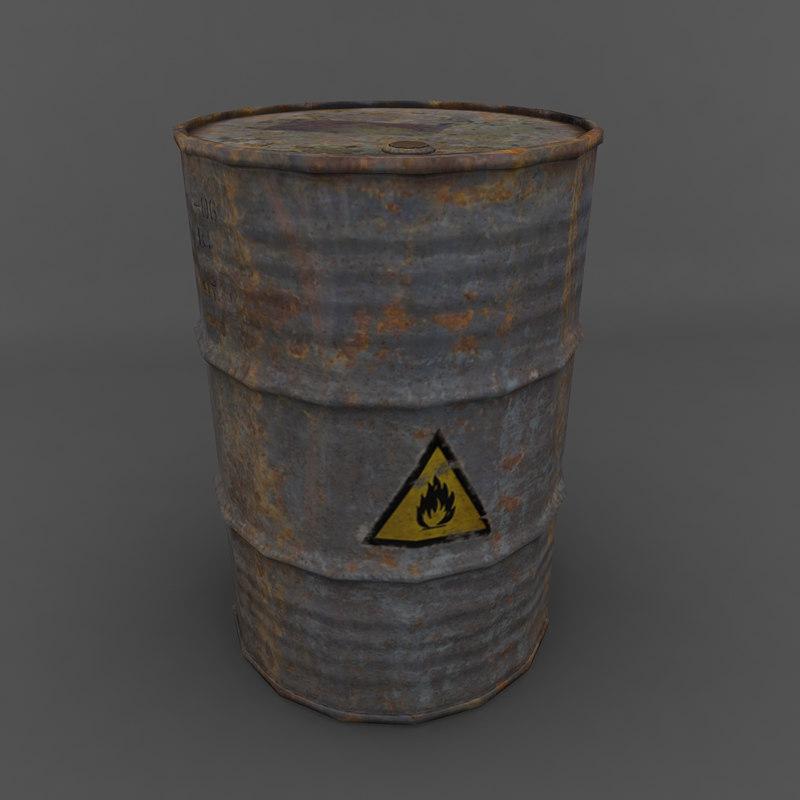 max barrel ready