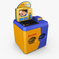 max retail kodak photo kiosk