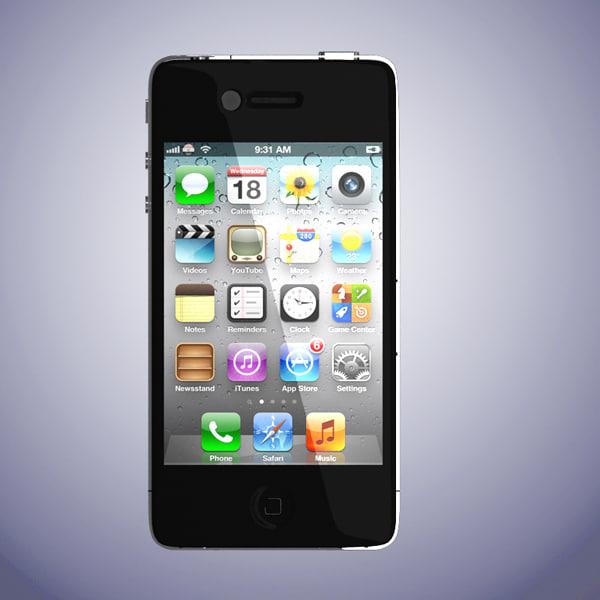 3ds iphone 4 phone