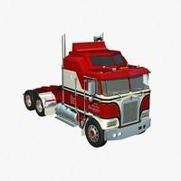 lwo k-100 truck aerodyne