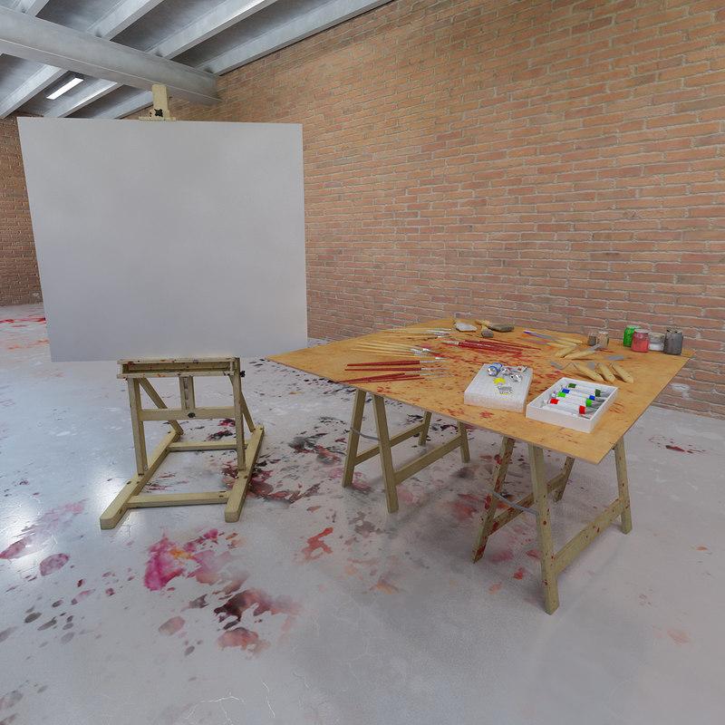 max atelier set