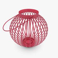 3dsmax realistic lantern 2 lighting