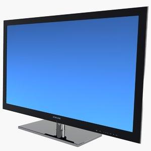 tv samsung un55 b8000 c4d
