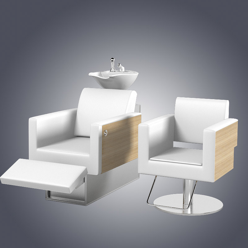 welonda comfort beauty salon furniture 3d max