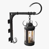 street lantern 3ds