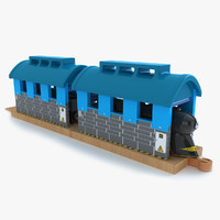 3d kids train set